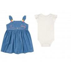 SALOPETE COM BODY INFANTI REF 42710