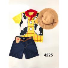 FANTASIA COWBOY XERIFE DOUVELIN REF 4225